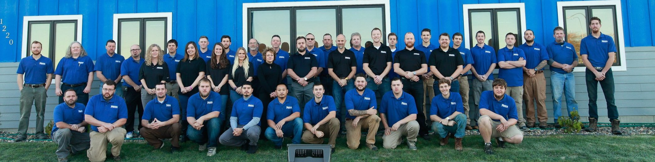 metro heating and cooling staff photo